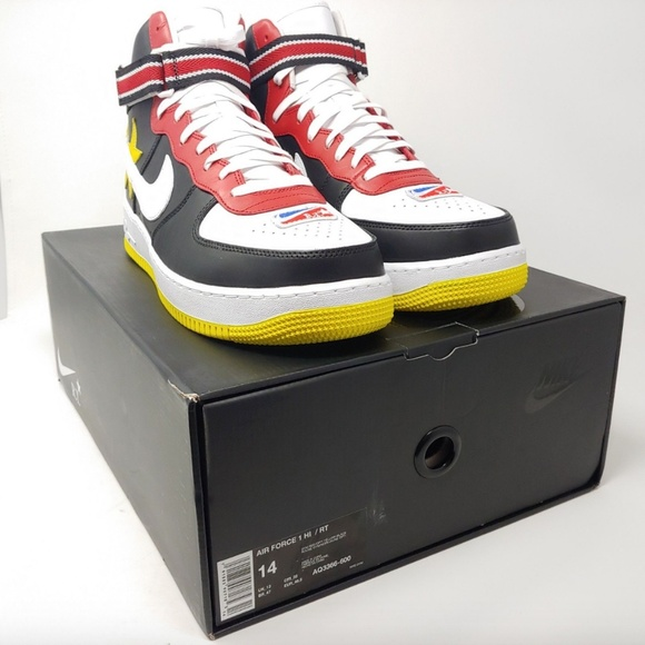 online store 6290f d969a Nike Air Force 1 Hi RT Riccardo Tisci Nikelab